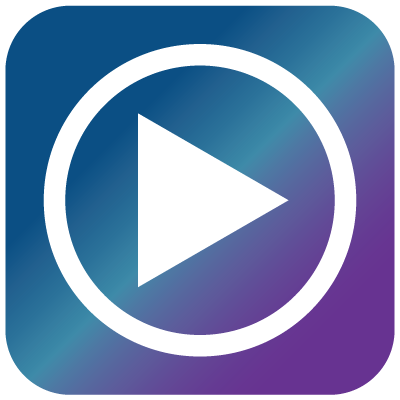 DJ Play button icon